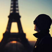 パリの景色