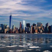 ニューヨークのビル街
